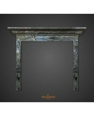 Antica mostra da camino epoca '800 marmo