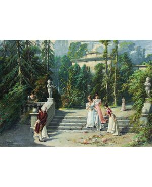 Guglielmo Napoli (1868 - 1945), La promessa sposa