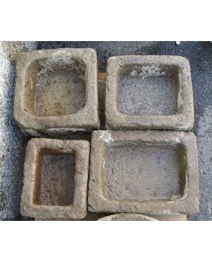 Vasche antiche in pietra o marmo