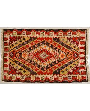 Antico tappeto turco SIVAS da collezione privata (n.19 CP)