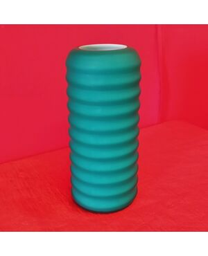 Vaso vetro soffiato design Yoichi Ohira