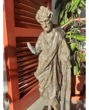 San Giovanni battista da modello di Donatello