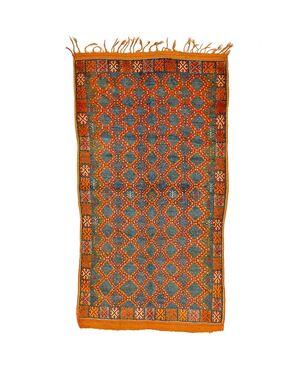 Vecchio tappeto Marocco AIT TOUAYA - n.1336