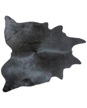 "Tappeto- pelle stampata ""coccodrillo"" - n.1289"