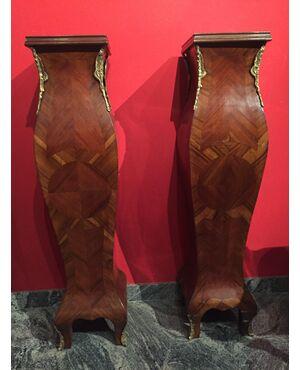 coppia colonne cm 112 x 24