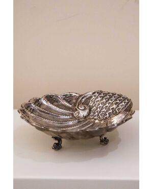 Svuotatasche in argento