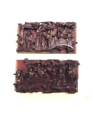 Piccoli pannelli in legno