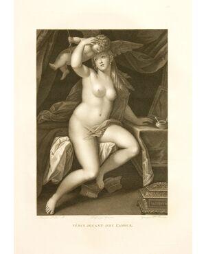 """""""Vénus jouant avec l'Amour"""""""