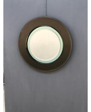 Specchio da parete anni '60