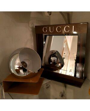 """Specchio """"Gucci"""" anni Ottanta"""