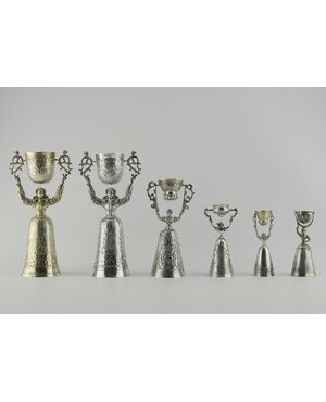 Wager cup collection