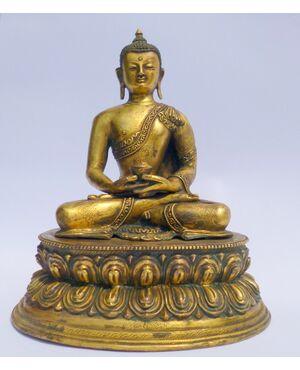 Statua Amitabha Tibet
