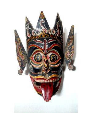 Maschera Kali