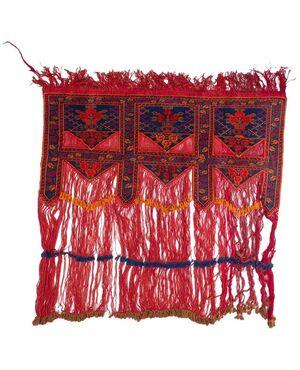 Tappeto-porta di una tenda nomade del Turkmenistan - n.1051