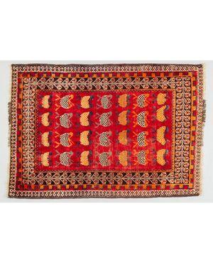 Tappeto iraniano GABBEH da collezione privata - n.961 -