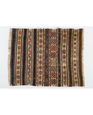 Raro kilim SHAHSAVAN da collezione privata -  (107/E)