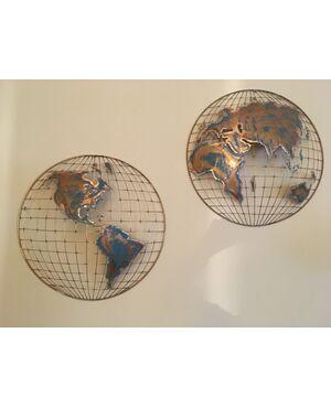 globes sculpture