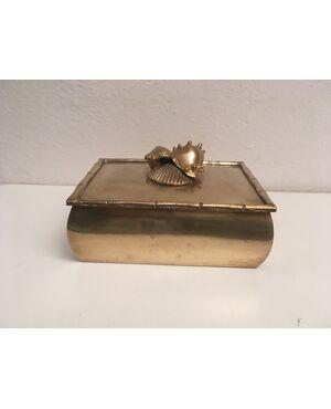 brass box