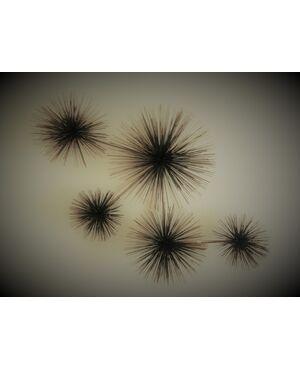 urchins sculpture