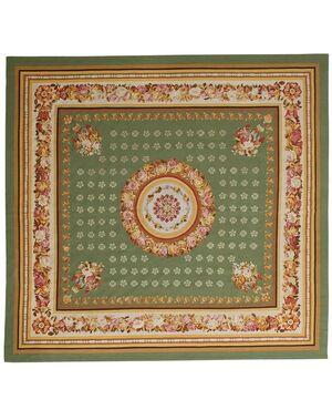 tappeto Aubusson di particolare manifattura - n.670