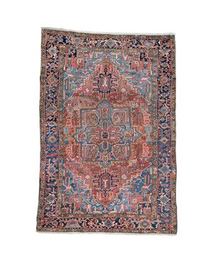 Antico tappeto persiano HERITZ - n.135
